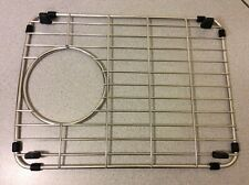 Elkay Stainless Steel 11'' x 14-5/8'' x 1'' Sink Bottom Grid LKOBG1115SS