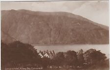 Irish Real Photo. Leenane Hotel, Killary Bay, Connemara. Co. Galway.   c 1910