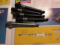 Axe Pedale Mavic 640