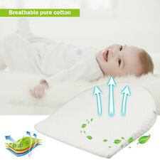 Universal Bassinet Wedge Pillow for Baby Reflux and Newborn Nasal Detachable