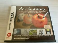 Art Academy - Nintendo DS Game - Complete With Manual  - As new