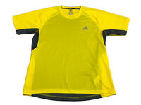 Adidas Clima365 Mens Jersey Style T Shirt Size Large Short Sleeve Clima Cool