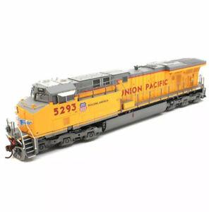 Athearn Genesis HO GE ES44AC (GEVO) Union Pacific UP #5293 DCC/SND LED ATHG83083