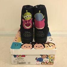 Last Pair VHTF Disney Tsum Tsum Lotso Alien Boots Size US5.5-6/ JP230