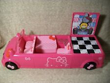 Hello Kitty Dance Party Limo - Jada Toys - Limo Only, No Figures/Accessories