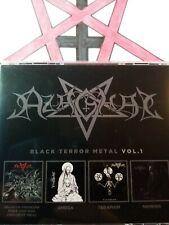 AZAGHAL  (FIN)  Black Terror Metal Vol 1     4 CD BOX   Black Metal CDs