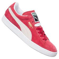 PUMA Suede Classic Damen Herren Leder Sneaker Schuhe 352634-05 Gr.42 rot B-Ware