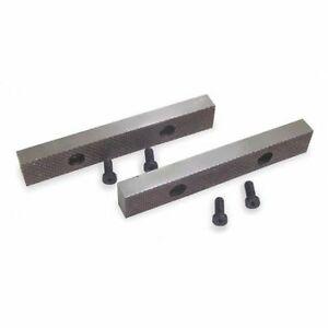 Wilton 2905020 Jaw Inserts,5 X 1 1/4 X 5/8 In,Pk2