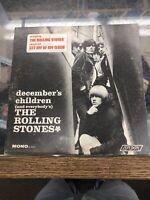 The Rolling Stones Decembers Children Original Vinyl Record LP P-377