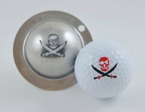 Tin Cup Fire in The Hole Golf Ball Custom Marker Alignment Tool