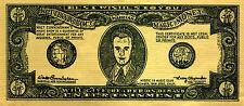 1950's Walt Cunningham Magician & Ventriloquist Magic Money - Mint & Very Rare!