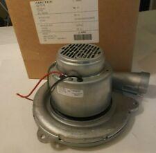 """AMETEK LAMB 122174-18 Tangential Bypass Vacuum Motor - 36VDC - 8.4"""" Body Dia.,"""
