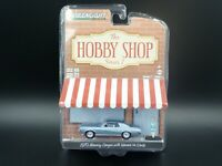 GREENLIGHT 1970 MERCURY COUGAR WITH WOMAN HOBBY SHOP SERIES 7 1:64 MODEL CAR