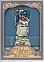 2012 Topps Gypsy Queen Baseball - Pick A Player