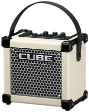 Roland M-CUBE-GXW Micro Cube GX Battery-powered Guitar Combo Amp White New