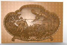 3d STL Model CNC 106 (Hunting) Router Engraver Carving Machine Relief Artcam