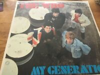 "The Who - My Generation 12"" LP BRAND NEW AND SEALED MINT CONDITION"