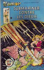 Namor - Submariner contre les Dieux - Arédit-Marvel - 1979 - BE
