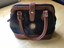 Moni Moni Small Black Brown Handbag Purse