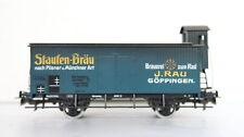 Märklin HO/AC 2857 Bierwagen Stauffen Bräu KWStsB (CQ/442-11S10)-1
