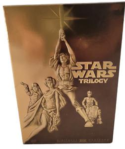 Star Wars Trilogy (DVD, 2004, 4-Disc Set)