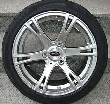 rimstock Smartie Juego Completo de ruedas marca PLATA SMART FORTWO 451