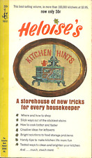 HELOISE'S KITCHEN HINTS - SHOPPING, COOKING, STORAGE, LEFTOVERS, CLEANING, MORE!