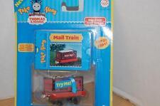 THOMAS TRAIN TAKE-N-PLAY/TAKE ALONG -CARGO MAIL TRAIN - FLIPS- 2006 - BNIP !!