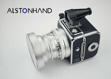 ALSTONHAND C38 Lens hood/shade and cap for Hasselblad biogon 38mm/4.5 SWC SWC/M