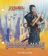 Dragon's Maze Fat Pack's Player's Guide MTG MAGIC the GATHERING, New