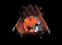 Cleveland Browns Gloves 36x24 Matte Poster Wall Art Or Buy 2 for $14