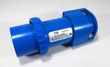 Tampb Russellstoll 600v 30a Male Locking Plug