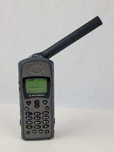 "Motorola Iridium Satellite Phone Display Model ""Dummy"" Phone Sales Sample"