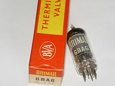 BRIMAR CV454/6BA6 EF93 NOS VALVOLA TUBE