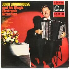 John Woodhouse , John Woodhouse And His Magic Electronic Accordion   Vinyl Recor