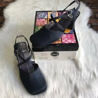 Unlisted Women's Navy Size 7 Heels 90's 2000's Y2K {Style Name Birthday Girl}