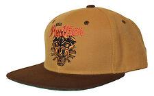 SUPERCOBRA CLOTHING [WILD PANTHER] SNAPBACK CAP KAPPE ROCKABILLY TATTOO INK 666