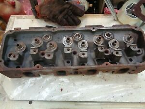 Australian Ford 351C Cleveland Aussie 2V Closed Chamber Cylinder Head, Auct.#171