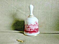 Danbury Mint china bell -Spode - England