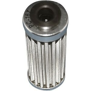 PC Racing - PC167 - FLO Drop In Stainless Steel Oil Filter KTM,Husaberg 250 XC-F