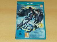 Bayonetta 2 Nintendo Wii U UK PAL **FREE UK POSTAGE**