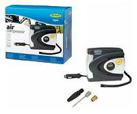 Ring 12v Digital Tyre Compressor & Adapter Kit RAC615