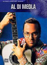 Al Di Meola Artist Series Guitar Instructional DVD NEW!