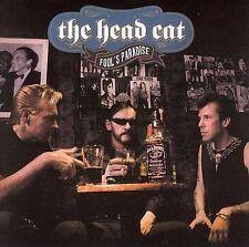 The Head Cat  Fool's Paradise (CD 2006)Out Of Print Lemmy Slim Jim Phantom