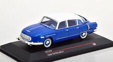 1:43 Istmodels Tatra 603/1 1958 blue/white