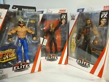 WWE Series 61 & 65 Elite Collection 7 Different Action Figure