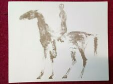 """Small Horse & Rider"" Limited Ed Original  LITHOGRAPH Elisabeth Frink C O A"