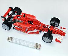 Lego ® técnica/Technic f1 racer Ferrari 47cm escala 1:10