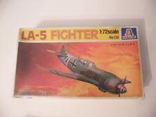 Italeri 1:72 N°135 LA-5 Fighter maquette en boite sous blister