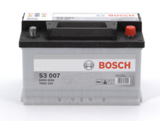 HEAVY DUTY BOSCH CAR BATTERY FOR OPEL S3007